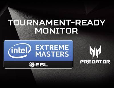 Monitor LED (27 pollici) Acer Predator XB272 Classe energetica A 1920 x 1080 Pixel HD 1080 p 1.00 ms HDMI ™, DisplayPort