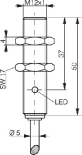 Induktiver Näherungsschalter M12 bündig PNP Contrinex DW-AD-503-M12