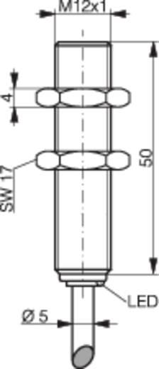 Induktiver Näherungsschalter M12 bündig PNP Contrinex DW-AD-703-M12