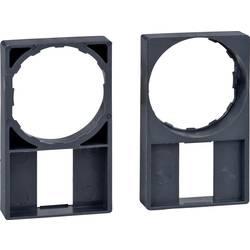 Držiak štítkov Schneider Electric ZBZ35 268697, (š x v) 30 mm x 50 mm, čierna, 10 ks