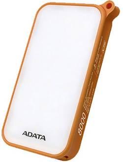 Image of ADATA D8000L Powerbank (Zusatzakku) LiPo 8000 mAh