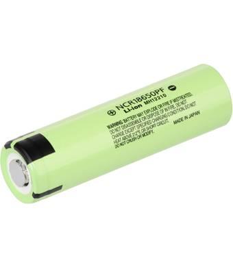 Panasonic NCR Spezialakku Li-Ion