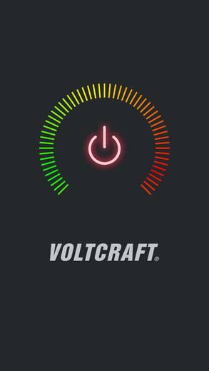 VOLTCRAFT SEM6000SE Energiekosten-Messgerät Bluetooth®-Schnittstelle, Datenexport, Datenloggerfunktion, Kostenprognose,