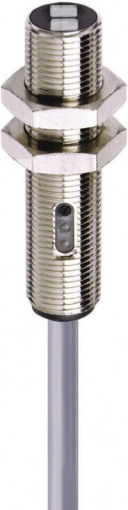 Reflexní optický snímač série M12 Contrinex LTK-1120-303, kabel 2 m, dosah 300 mm