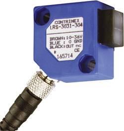 Reflexní optická závora Contrinex LRS-3031-304, dosah 2000 mm, konektor M8 3pol.