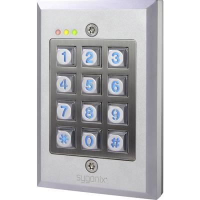 Codeschloss Aufputz, Unterputz Sygonix IP65 mit beleuchteter Tastatur Preisvergleich