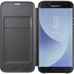 Samsung Wallet Cover Booklet Galaxy J7 (2017) černá