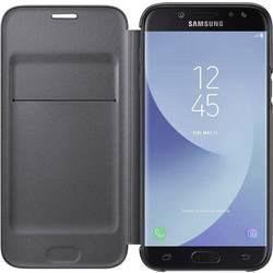 Samsung Wallet Cover Booklet Galaxy J5 (2017) černá