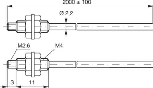 Lichtwellenleiter LFP-2002-020 Contrinex 1 St.