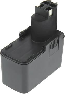 Náhradný akumulátor pre elektrické náradie, SILA 340103, 9.6 V, 2000 mAh, NiMH