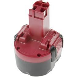 Náhradný akumulátor pre elektrické náradie, SILA 340110, 9.6 V, 2000 mAh, NiMH