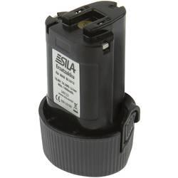 Náhradní akumulátor pro elektrické nářadí, SILA 340122, 10.8 V, 1500 mAh, Li-Ion akumulátor