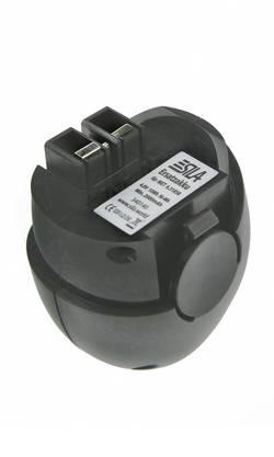 Náhradný akumulátor pre elektrické náradie, SILA 340140, 4.8 V, 2000 mAh, NiMH