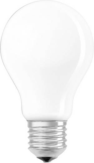 OSRAM LED E27 Glühlampenform 7 W = 60 W Warmweiß (Ø x L) 60 mm x 105 mm EEK: A++ 1 St.