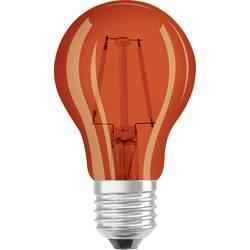 LED žárovka OSRAM 4058075816046 230 V, E27, 2 W = 15 W, oranžová, A+ (A++ - E), vlákno, 1 ks