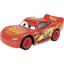 RC model auta Dickie Toys RC Cars 3 Turbo Lightning McQueen 203084003, silniční vůz - RC Cars 3 Turbo Racer Blesk McQueen 1:24 17cm 2kan