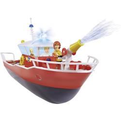 RC model motorového člunu pro začátečníky Dickie Toys RC Feuerwehrmann Sam Titan, 290 mm, RtR
