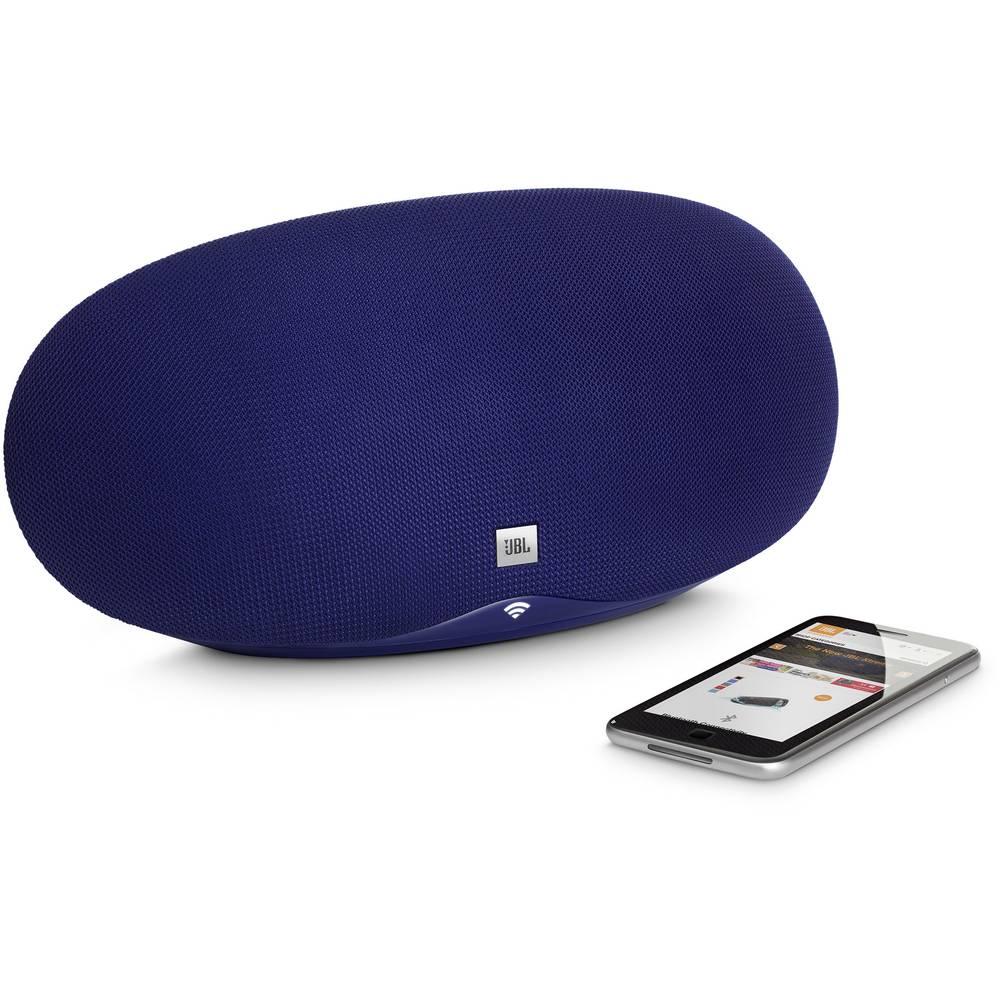 enceinte multiroom jbl playlist 150 aux bluetooth wifi bleu sur le site internet conrad 1560457. Black Bedroom Furniture Sets. Home Design Ideas