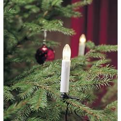 Žiarovka osvetlenie na vianočný stromček Konstsmide Baumkette Topbirnen 15 klare Birnen, vnútorné 2036-000, 230 V, 7.1 m