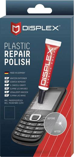 displex plastic repair polish kratzer entferner f r handy. Black Bedroom Furniture Sets. Home Design Ideas