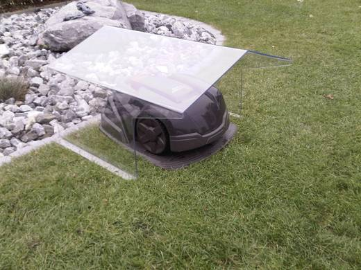 garage working robots d329 passend f r gardena r40li. Black Bedroom Furniture Sets. Home Design Ideas