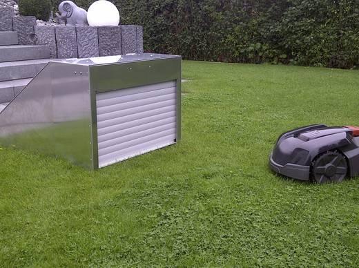 garage working robots d3232 passend f r gardena r40li. Black Bedroom Furniture Sets. Home Design Ideas