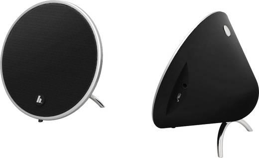 Bluetooth® Lautsprecher Hama Cones AUX, Freisprechfunktion Schwarz ...