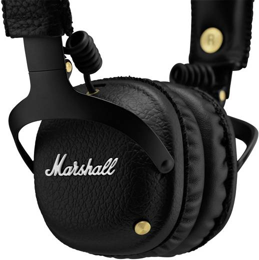 bluetooth hifi kopfh rer marshall mid bluetooth over ear. Black Bedroom Furniture Sets. Home Design Ideas