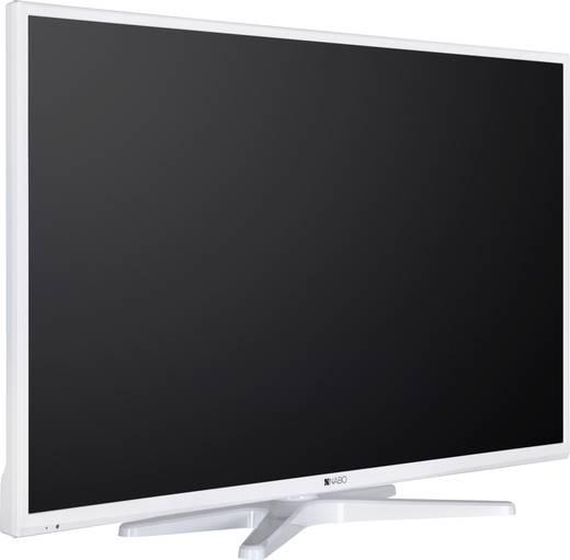 led tv 102 cm 40 zoll nabo 40 lv5750 eek a wei. Black Bedroom Furniture Sets. Home Design Ideas