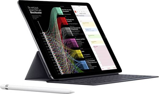 apple ipad pro 12 9 2017 wifi cellular 256 gb. Black Bedroom Furniture Sets. Home Design Ideas