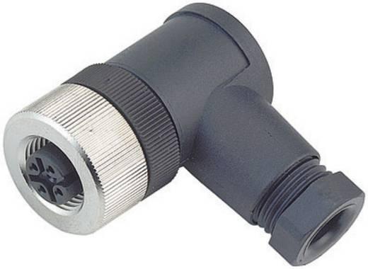 Sensor-/Aktor-Steckverbinder, unkonfektioniert M12 Buchse, gewinkelt Polzahl: 4 Binder 99-0524-24-04 20 St.