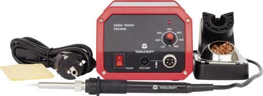 Lötstation Set analog 80 W TOOLCRAFT ST-80A 150 bis 450 °C inkl. Lötspitze
