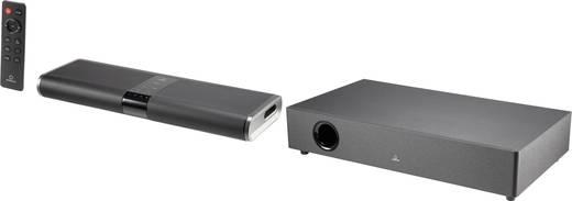 Renkforce RF-TB240WW Soundbar Schwarz inkl. kabellosem Subwoofer, Bluetooth®, NFC