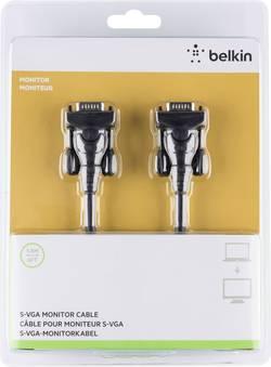 VGA Câble rallonge [1x VGA mâle - 1x VGA mâle] 1.8 m noir Be