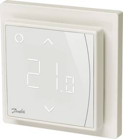Bezdrátový termostat montáž na zeď Danfoss Ectemp, bílá