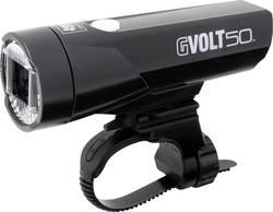 Image of Cateye Fahrrad-Scheinwerfer GVOLT50 HL-EL550G-RC LED (einfarbig) akkubetrieben Schwarz