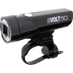 Image of Cateye Fahrrad-Scheinwerfer GVOLT50 HL-EL550G-RC LED akkubetrieben Schwarz