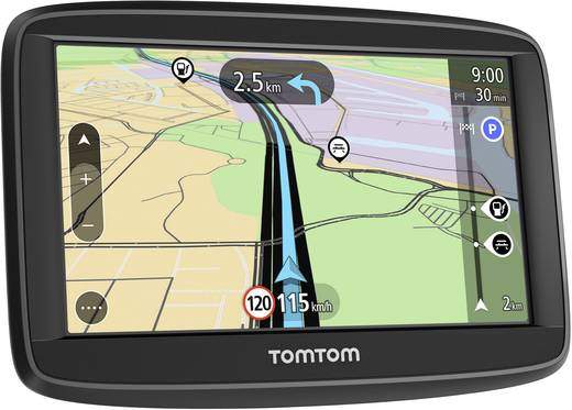 tomtom start 42 navi 11 cm 4 3 zoll zentraleuropa. Black Bedroom Furniture Sets. Home Design Ideas