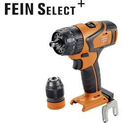 Aku vŕtací skrutkovač Fein ABS 18 Q Select 71132264000, 18 V, Li-Ion akumulátor
