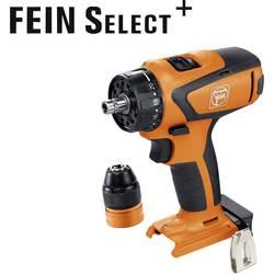 Aku vŕtací skrutkovač Fein ASCM 12 Q 71161064000, 12 V, Li-Ion akumulátor