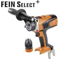 Aku vŕtací skrutkovač Fein ASCM 18 QM 71161164000, 18 V, Li-Ion akumulátor