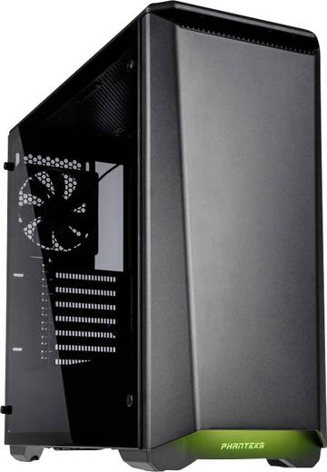 midi tower pc geh use phanteks p400s anthrazit 2. Black Bedroom Furniture Sets. Home Design Ideas