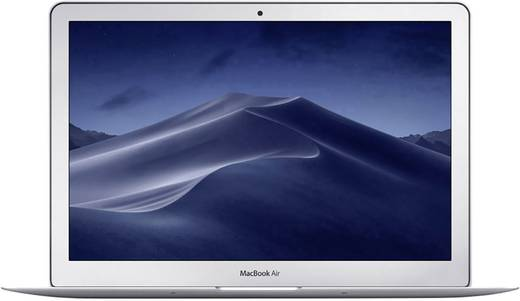 Apple MacBook Air 33 cm (13 Zoll) Intel Core i5 8 GB 128 GB SSD Intel HD Graphics MacOS Silber
