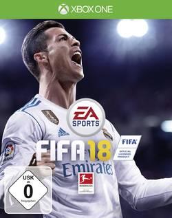 Image of Fifa 18 Xbox One USK: 0
