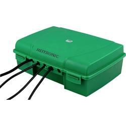 Rozvádzač Heitronic 21046, zelená