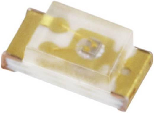 Everlight Opto 19-213/BHC-AN1P2/3T SMD-LED 0603 Blau 72 mcd 120 ° 20 mA 3.5 V