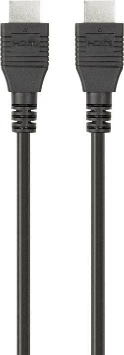 HDMI Câble de raccordement [1x HDMI mâle - 1x HDMI mâle] 5 m noir