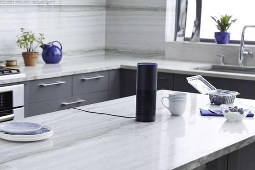 sprachassistent amazon echo wei kaufen. Black Bedroom Furniture Sets. Home Design Ideas