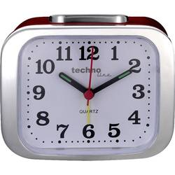 Quartz budík Techno Line Model XL rot Model XL rot, časov budenia 1, červená