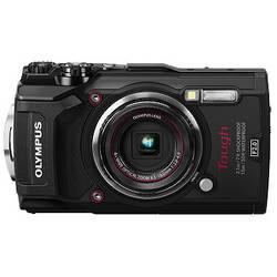 Digitální fotoaparát Olympus TG-5, 16 MPix, Zoom (optický): 4 x, černá